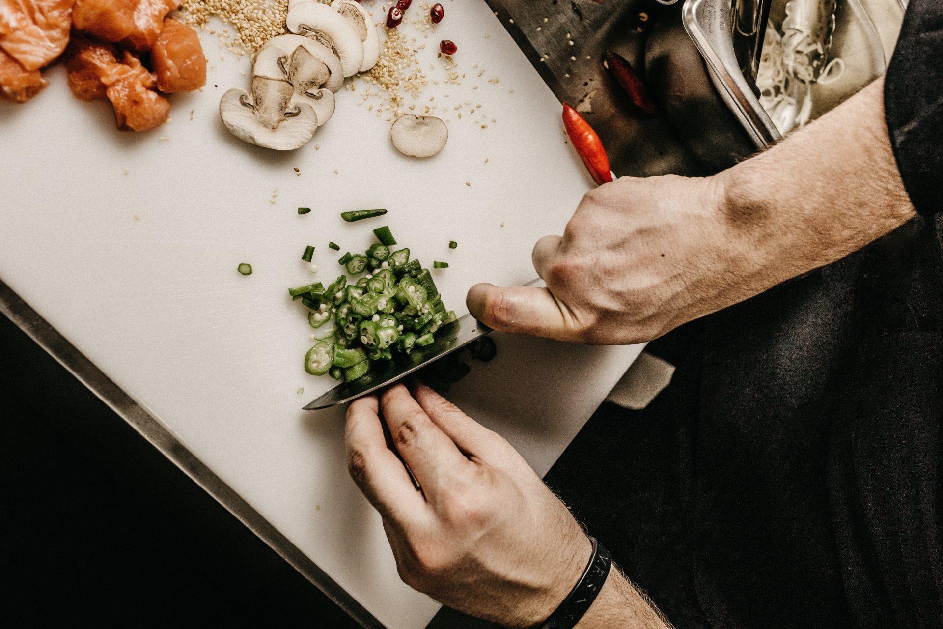 Forma-x cerca cuoco