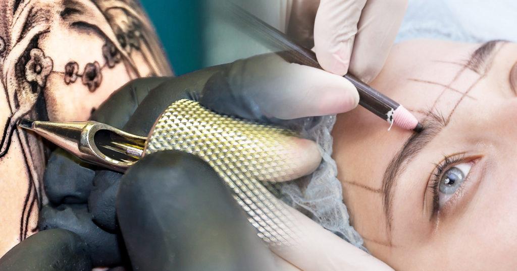 Corso igiene e sicurezza per l'abilitazione come tatuatore, piercer ed estetista di microblading