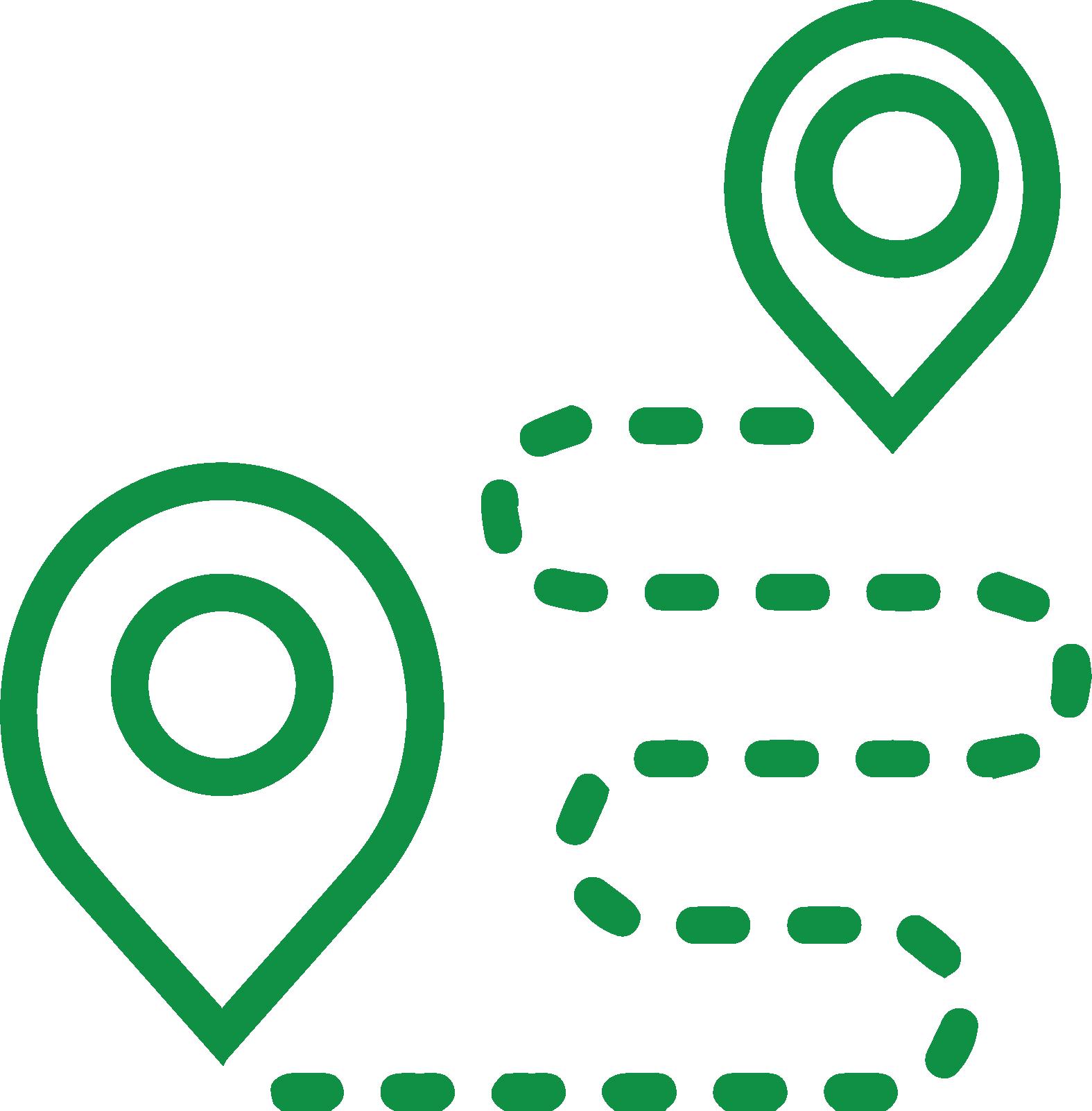 Icona: itinerario