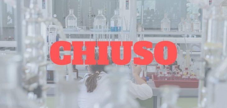 La ricerca di Forma-x per la posizione di analista chimico è chiusa